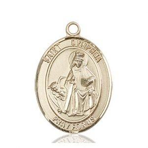 St. Dymphna Medal - 82000 Saint Medal
