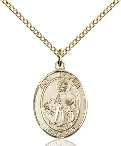 St. Dymphna Medal - 83365 Saint Medal