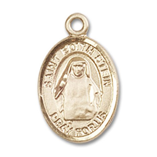 St. Edith Stein Charm - 14 Karat Gold Filled (#84754)