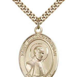 St. Edmund Campion Medal - 82769 Saint Medal