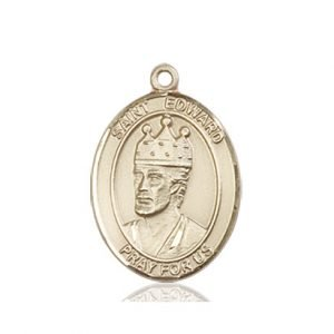 St. Edward the Confessor Medal - 83348 Saint Medal