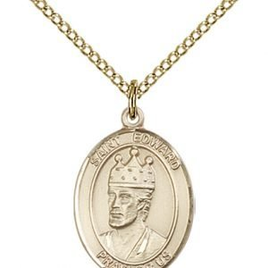 St. Edward the Confessor Medal - 83347 Saint Medal
