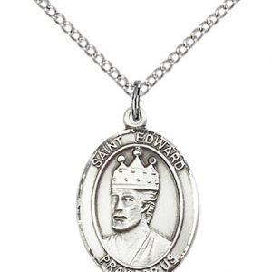 St. Edward the Confessor Medal - 83349 Saint Medal