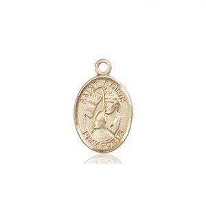 St. Edwin Charm - 85398 Saint Medal