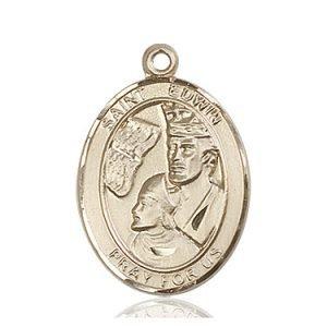 St. Edwin Medal - 82839 Saint Medal