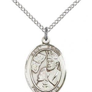 St. Edwin Medal - 84212 Saint Medal