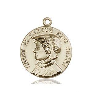 St. Elizabeth Ann Seton Medal - 81716 Saint Medal