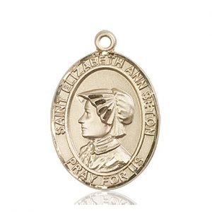 St. Elizabeth Ann Seton Medal - 82506 Saint Medal