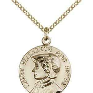 St. Elizabeth Ann Seton Medal - 81715 Saint Medal