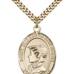 St. Elizabeth Ann Seton Medal - 82505 Saint Medal
