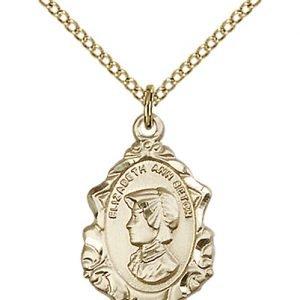 St. Elizabeth Ann Seton Medal - 83088 Saint Medal