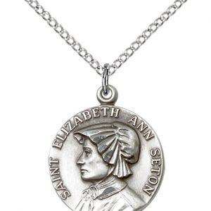 St. Elizabeth Ann Seton Medal - 81717 Saint Medal