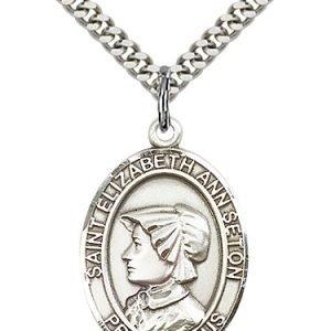 St. Elizabeth Ann Seton Medal - 82507 Saint Medal