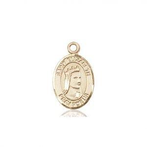 St. Elizabeth of Hungary Charm - 84560 Saint Medal