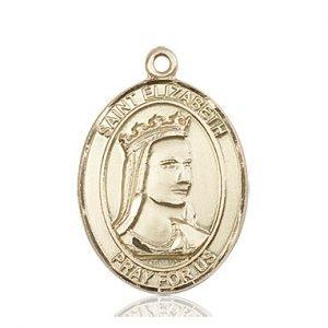 St. Elizabeth of Hungary Medal - 82003 Saint Medal