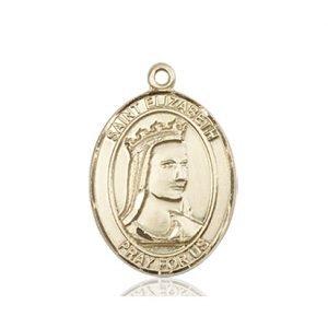St. Elizabeth of Hungary Medal - 83369 Saint Medal