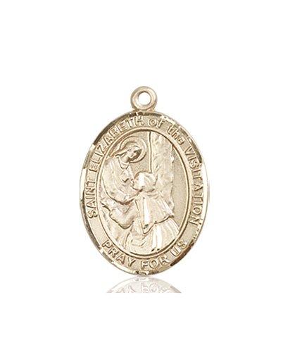St. Elizabeth of the Visitation Medal - 84076 Saint Medal