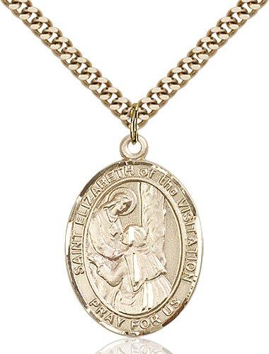 St. Elizabeth of the Visitation Medal - 82703 Saint Medal