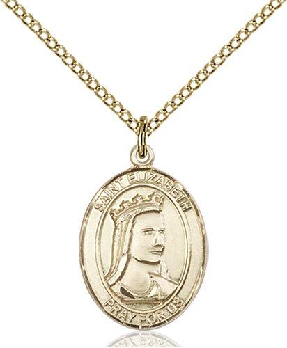 St. Elizabeth of Hungary Medal - 83368 Saint Medal