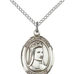 St. Elizabeth of Hungary Medal - 83370 Saint Medal