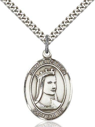 St. Elizabeth of Hungary Medal - 82004 Saint Medal