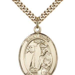 St. Elmo Medal - 81996 Saint Medal