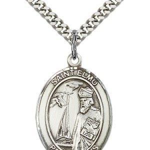 St. Elmo Medal - 81998 Saint Medal