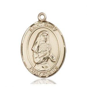 St. Emily De Vialar Medal - 82042 Saint Medal