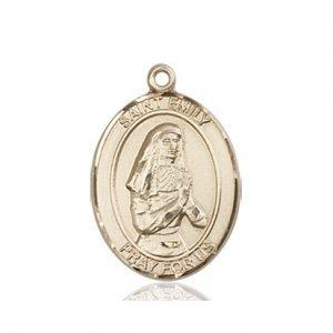 St. Emily De Vialar Medal - 83408 Saint Medal