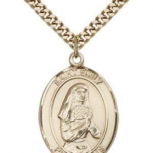 St. Emily De Vialar Medal - 82041 Saint Medal