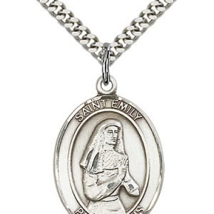 St. Emily De Vialar Medal - 82043 Saint Medal