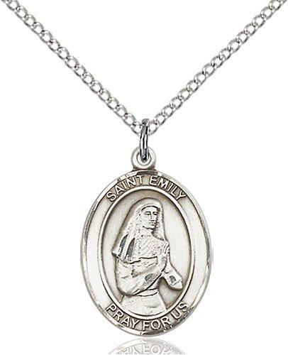 St. Emily De Vialar Medal - 83409 Saint Medal