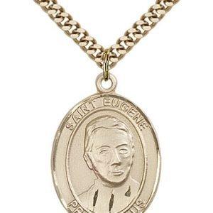 St. Eugene De Mazenod Medal - 82592 Saint Medal