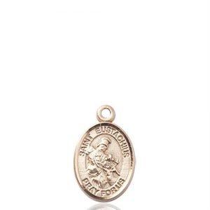 St. Eustachius Charm - 14 KT Gold (#85383)
