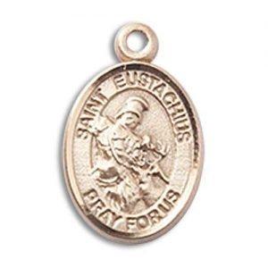 St. Eustachius Charm - 14 Karat Gold Filled (#85382)