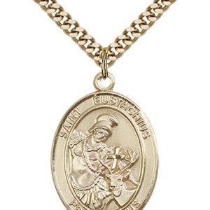 St. Eustachius Medal - 82823 Saint Medal
