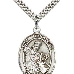 St. Eustachius Medal - 82825 Saint Medal