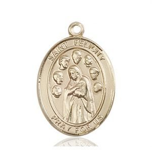 St. Felicity Medal - 82791 Saint Medal