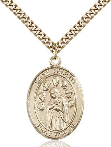 St. Felicity Medal - 82790 Saint Medal