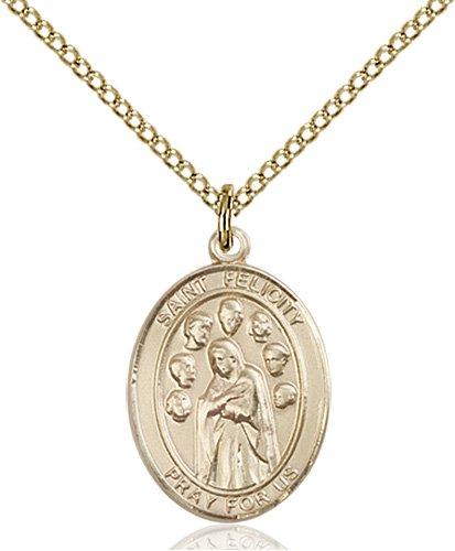 St. Felicity Medal - 84162 Saint Medal