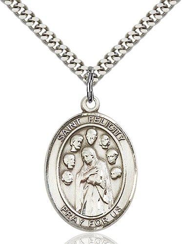 St. Felicity Medal - 82792 Saint Medal
