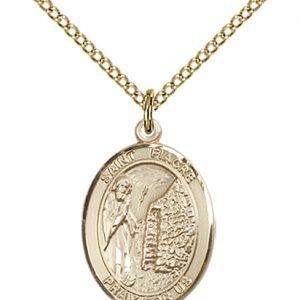 St. Fiacre Medal - 84045 Saint Medal