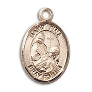 St. Fina Charm - 14 Karat Gold Filled (#85406)