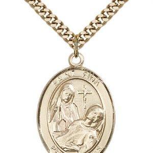 St. Fina Medal - 82847 Saint Medal