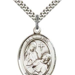 St. Fina Medal - 82849 Saint Medal
