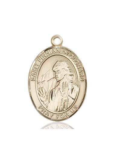 St. Finnian of Clonard Medal - 82695 Saint Medal