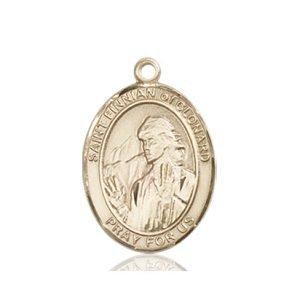 St. Finnian of Clonard Medal - 84067 Saint Medal