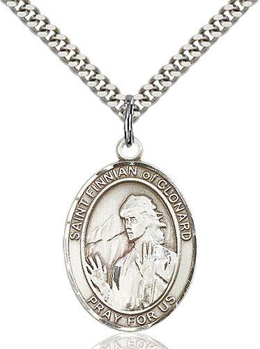 St. Finnian of Clonard Medal - 82696 Saint Medal