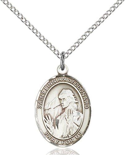 St. Finnian of Clonard Medal - 84068 Saint Medal