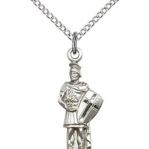 St. Florain Pendant - 83256 Saint Medal